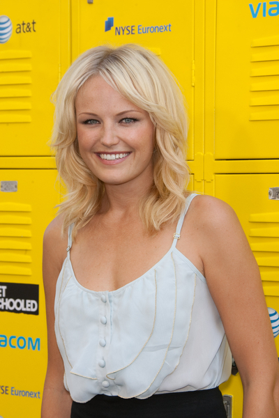 Malin Akerman Pictures: Get Schooled Los Angeles Conference and Premiere Photos