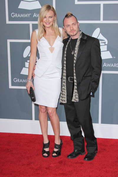Malin Akerman Pictures: Grammy Awards (Grammys) 2012 Red Carpet Photos, Pics