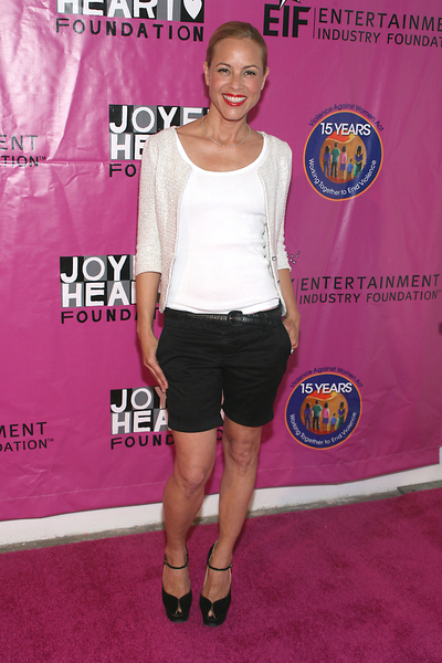 Maria Bello Pictures: Joyful Heart Foundation Gala 2010 Red Carpet Photos and Pics