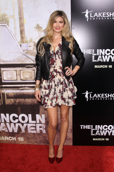Marisa Miller Hot Style Pictures: The Lincoln Lawyer Movie Premiere Photos, Pics