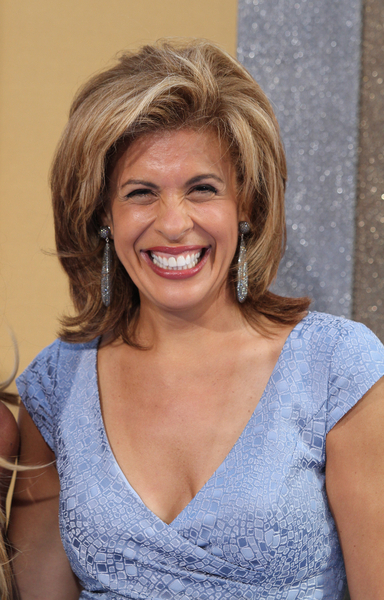 Hoda Kotb Pictures: Sex and the City 2 New York Premiere Red Carpet Photos and Pics
