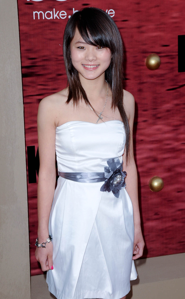 Han Wen Wen Pictures: The Karate Kid Los Angeles Premiere Red Carpet Photos and Pics