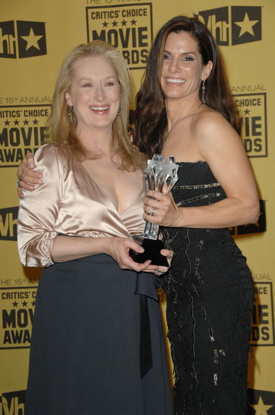 Meryl Streep and Sandra Bullock Pictures: Critics' Choice Movie Awards 2010 Photos