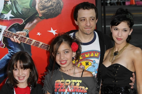 Michael Bacall and Family Pictures: Scott Pilgrim vs. the World Premiere Red Carpet Photos and Pics