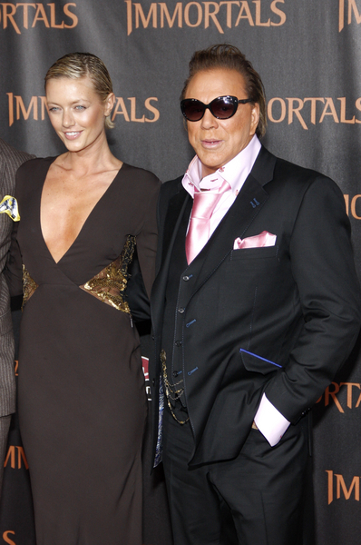 Mickey Rourke And Anastassija Makarenko Gallery Pictures Photos Pics Hot Sexy Galleries Fashion Style Hair Hairstyles New Latest Who is he dating right now? 2
