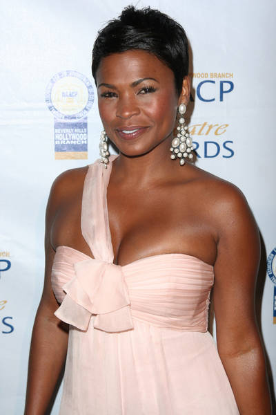 Nia Long Pictures: Nia Long arrives on the red carpet at the 20th ...
