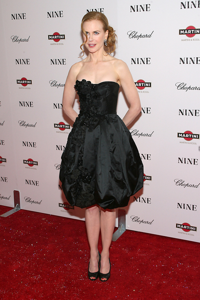 Nicole Kidman Fashion Style Pictures: Nine New York Premiere Red Carpet Photos