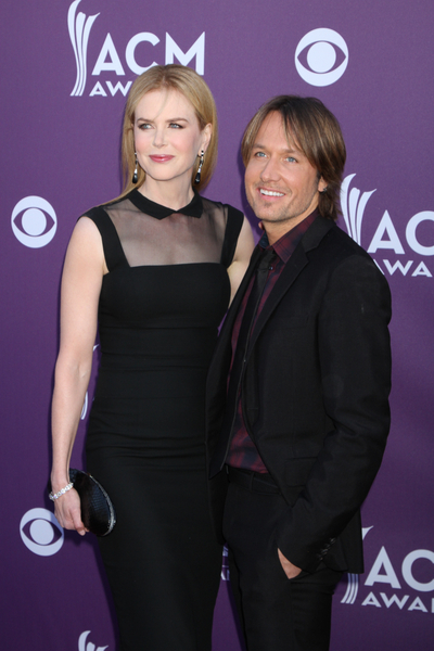 Nicole Kidman and Keith Urban Pictures: Academy of Country Music (ACM) Awards 2012 Photos, Pics
