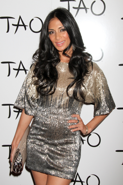 Nicole Scherzinger Hot Style Pictures: 33rd Birthday Party TAO Nightclub Venetian Las Vegas Photos, Pics