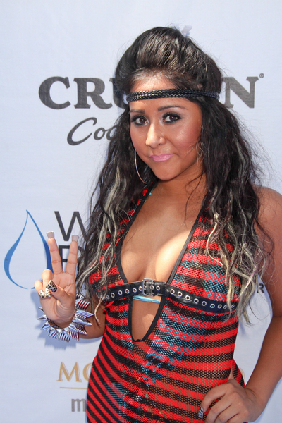 Snooki Bikini on Nicole  Snooki  Polizzi Bikini Pictures   Photos   Pics   Wet Republic
