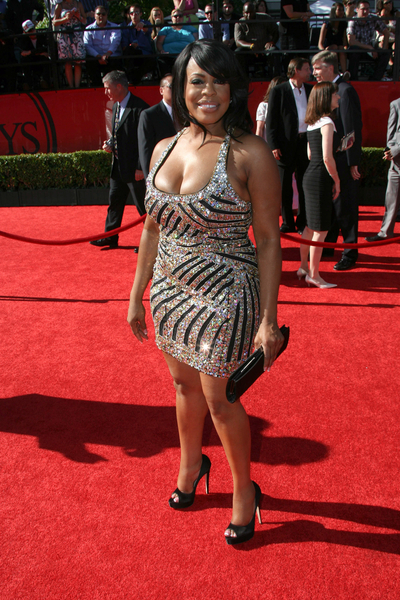 niecy nash hot style pictures espy awards 2010 red carpet. Black Bedroom Furniture Sets. Home Design Ideas