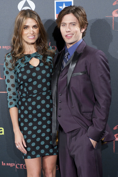 Nikki Reed and Jackson Rathbone Pictures: The Twilight Saga: Breaking Dawn - Part 1 Madrid Premiere Photos, Pics