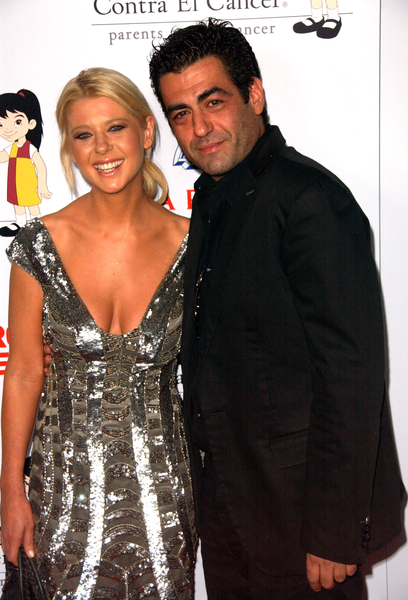 Tara Reid and Julian Jarmoune Pictures