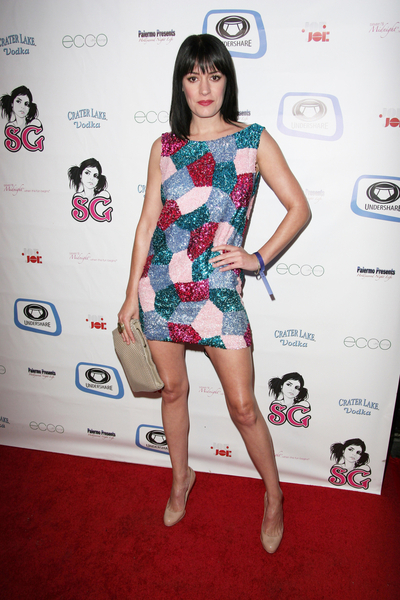 Paget Brewster Hot Style Pictures: Suicide Girls Ink n' Undies Lingerie Fashion Show Photos and Pics
