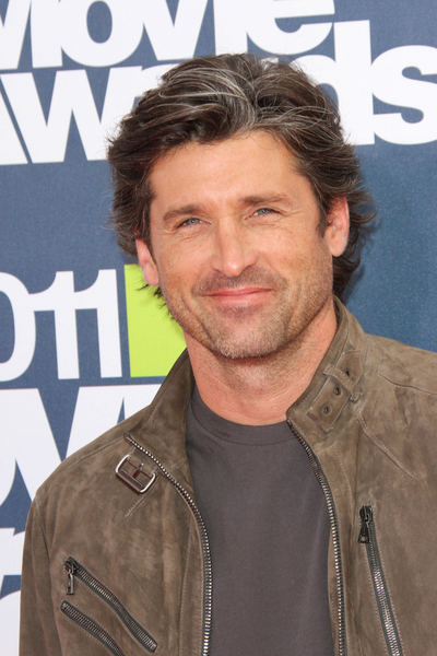 Patrick Dempsey Pictures: MTV Movie Awards Red Carpet 2011 Photos, Pics