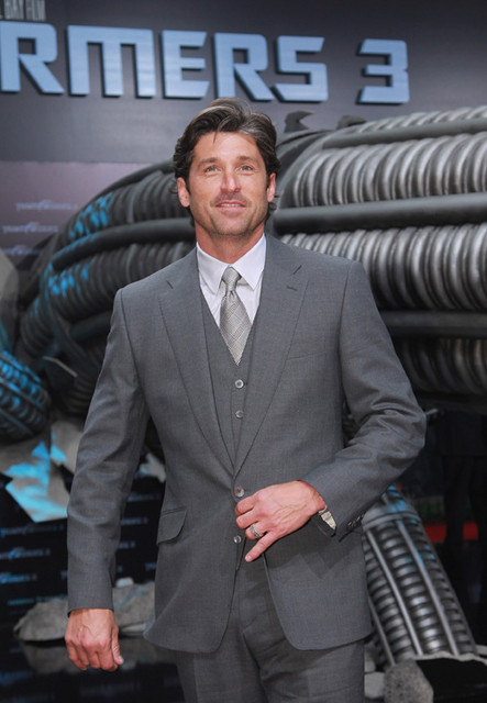 Patrick Dempsey Pictures: Transformers 3 Movie Premiere Berlin Photos, Pics