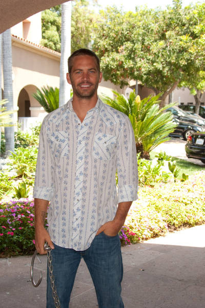 Paul Walker Hot Pictures: 2009 Summer TCA Tour Photos