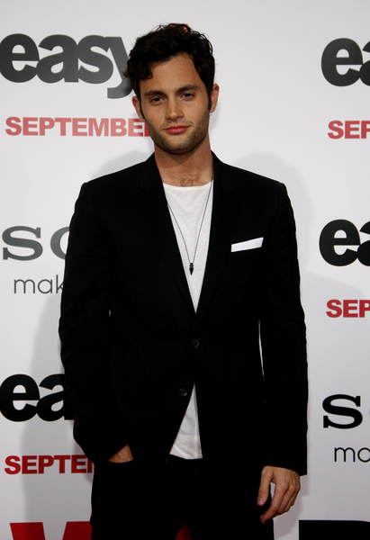 Penn Badgley Pictures: Easy A Movie Premiere Red Carpet Photos and Pics
