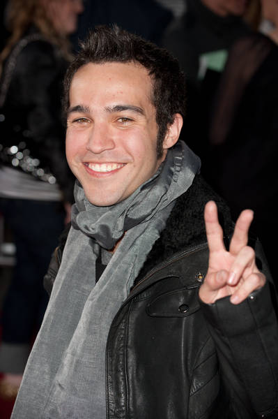 Pete Wentz Pictures: Scream 4 Movie Premiere Photos, Pics