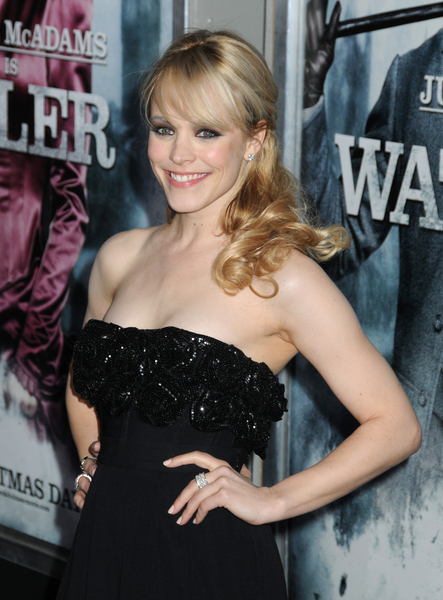 Rachel McAdams Pictures: Sherlock Holmes New York Premiere Red Carpet Photos