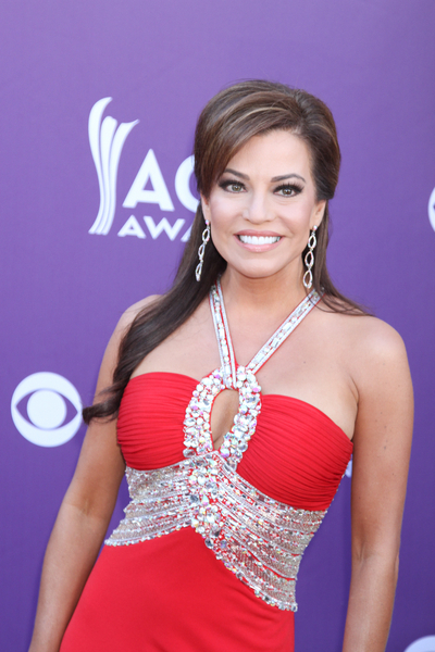 Robin Meade Pictures: Academy of Country Music (ACM) Awards 2012 Photos, Pics