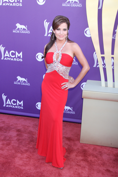 Robin Meade Hot Style Pictures: Academy of Country Music (ACM) Awards 2012 Photos, Pics