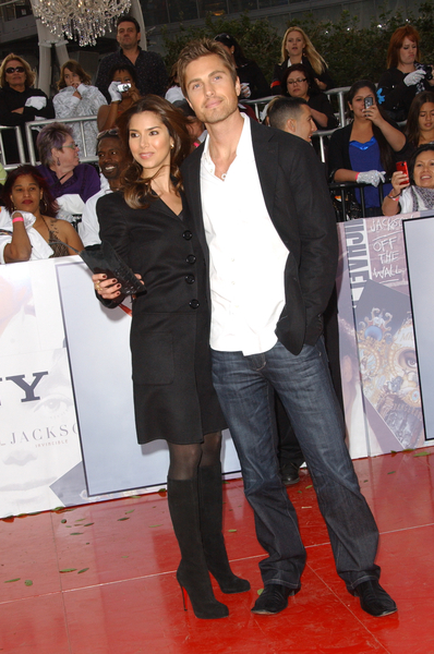 Roselyn Sanchez and Eric Winter Pictures: This Is It Los Angeles Premiere Red Carpet Photos