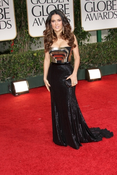Golden Globe Awards 2010 Red Carpet Gallery