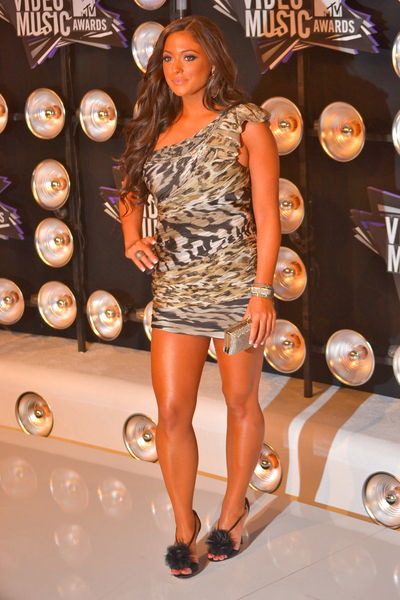 Sammi Giancola Pictures: MTV Video Music Awards (VMAs) 2011 Red Carpet Photos, Pics