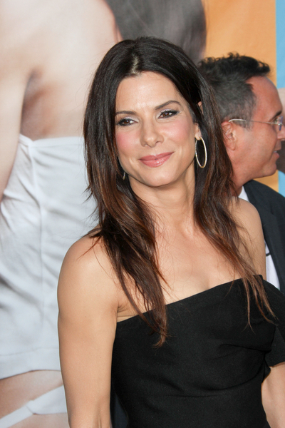 Sandra Bullock Hair Pictures: The Change-Up Movie Premiere Photos, Pics