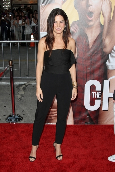 Sandra Bullock Hot Style Pictures: The Change-Up Movie Premiere Photos, Pics