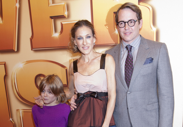 Sarah Jessica Parker and Matthew Broderick Pictures: Tower Heist Movie Premiere Photos, Pics