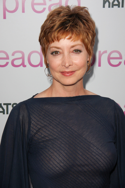 Sharon Lawrence Hot Pictures Spread Premiere Red Carpet Photos