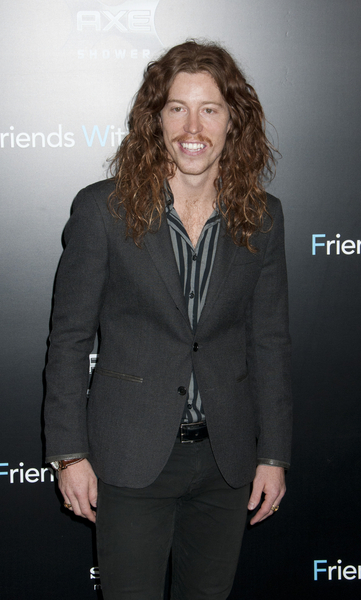 Shaun White Pictures: Friends with Benefits Movie Premiere New York Photos, Pics