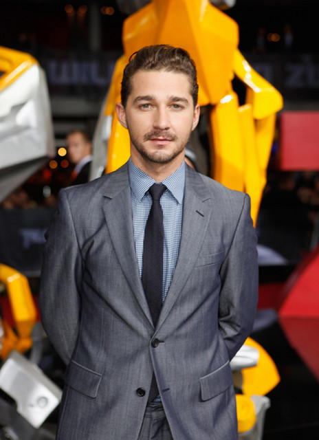 Shia LaBeouf Pictures: Transformers 3 Movie Premiere Berlin Photos, Pics