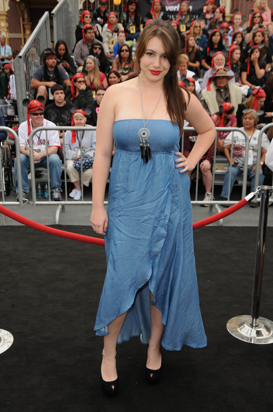 Sophie Simmons Pictures: Pirates of the Caribbean: On Stranger Tides Premiere Photos, Pics