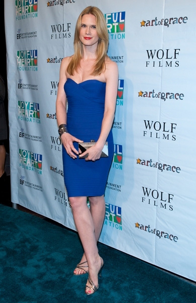 Stephanie March Sexy Pictures 2009 Joyful Heart