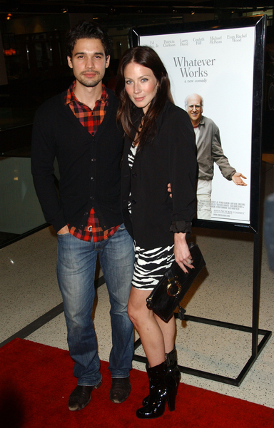 Steven Strait and Lynn Collins Pictures: Whatever Works Movie Premiere Red Carpet Photos