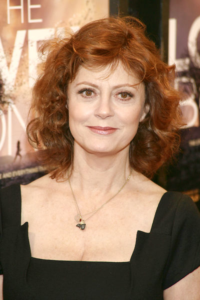 Susan Sarandon Hairstyles Pictures: The Lovely Bones New York ...