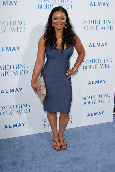 Tamala Jones Pictures: Something Borrowed Movie Premiere Photos, Pics