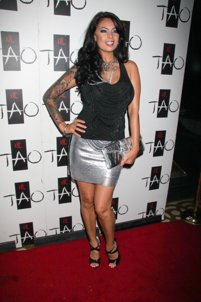 Tera Patrick Hot Pictures: 33rd Birthday Party TAO Nightclub Photos