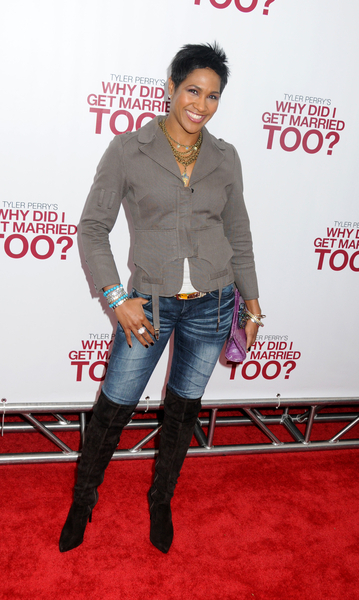 Terri J. Vaughn Photos: Why Did I Get Married Too? New York Screening Red Carpet Pictures