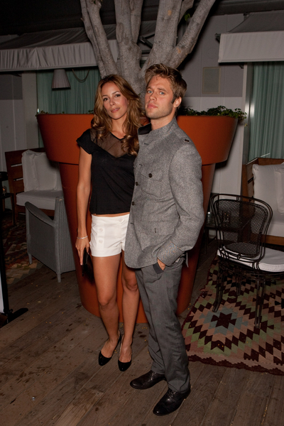 Tiffany Dupont and Shaun Sipos Pictures: Nylon Magazine's TV Issue Launch Party at Skybar Photos