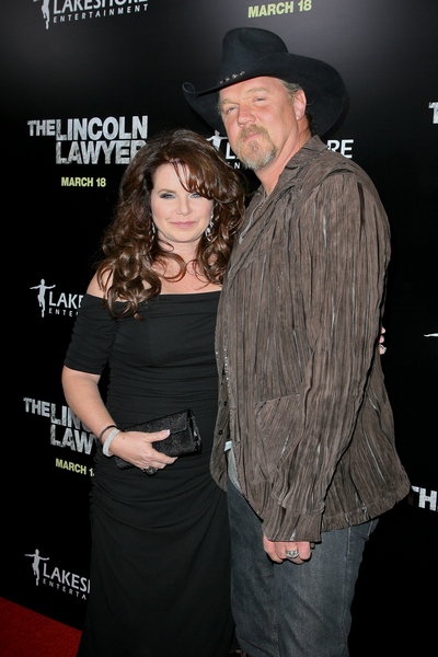 c9ba2e4cabce4 Trace Adkins and Rhonda Adkins Pictures  The Lincoln Lawyer Movie Premiere  Photos