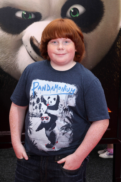Tucker Albrizzi Wallpapers Tucker Albrizzi Pictures Kung Fu Panda Movie Premiere Photos Pics