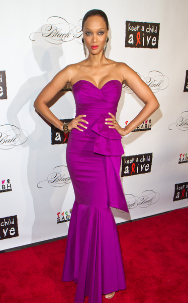 Tyra Banks Hot Style Pictures: Keep A Child Alive Black Ball 2011 Photos, Pics