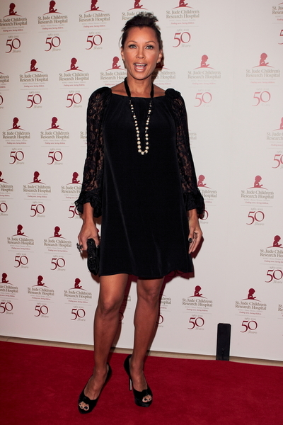 Vanessa Williams Pictures: St. Jude Children's Research Hospital 50th Anniversary Gala Photos, Pics