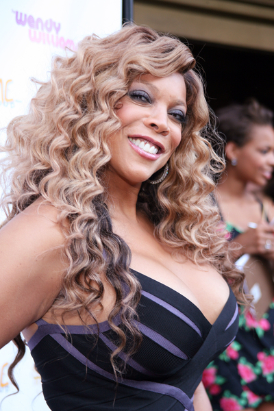 Wendy Williams Sexy Pictures The Wendy Williams Show Launch Party
