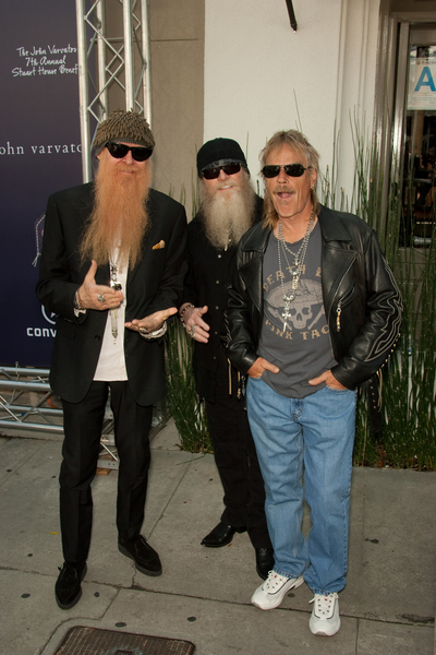 ZZ Top Pictures, Photos, Images & Pics - 7th Stuart House Benefit Red Carpet