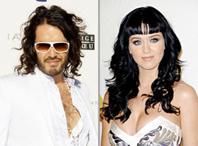 Russell Brand, Katy Perry, pictures, picture, photos, photo, pics, pic, images, image, hot, sexy, latest, new